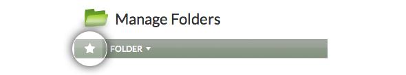 Folder Sortability